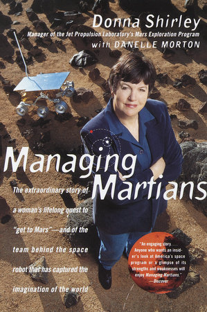 Managing Martians by Donna Shirley