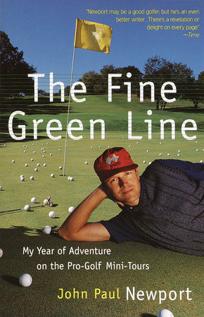 The Fine Green Line by John Newport