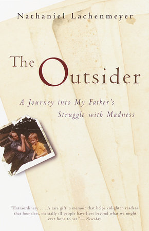 The Outsider by Nathaniel Lachenmeyer