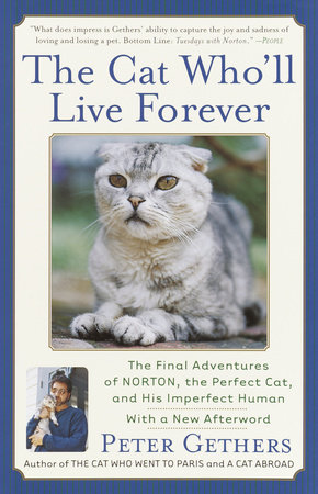 The Cat Who'll Live Forever by