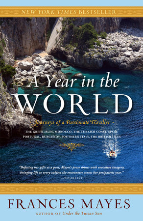 A Year in the World book cover