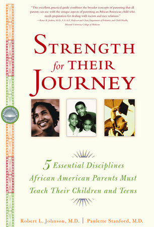 Strength for Their Journey by Dr. Paulette Stanford and Dr. Robert L. Johnson