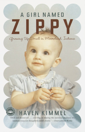 A Girl Named Zippy by