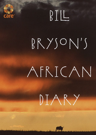 Bill Bryson's African Diary by