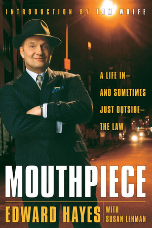 Mouthpiece by Susan Lehman and Edward Hayes