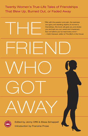 The Friend Who Got Away by Jenny Offill and Elissa Schappell