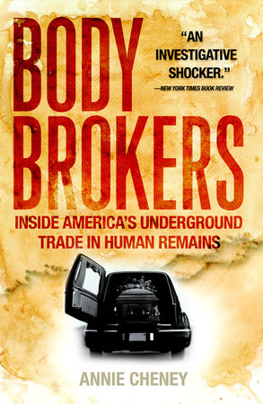 Body Brokers by