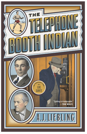 The Telephone Booth Indian by