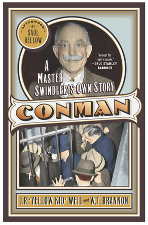 Con Man by W.T. Brannon and J.R. Weil