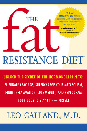 The Fat Resistance Diet by