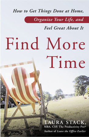 Find More Time by Laura Stack