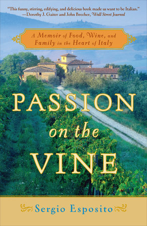 Passion on the Vine by