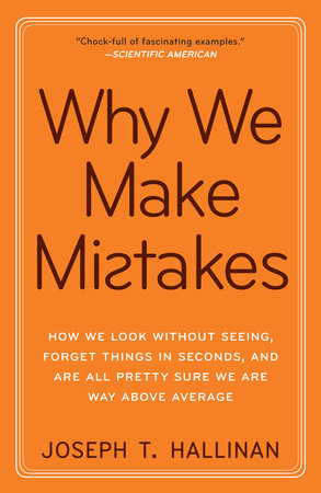 Why We Make Mistakes by