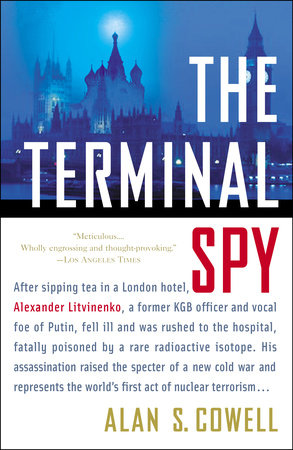 The Terminal Spy by