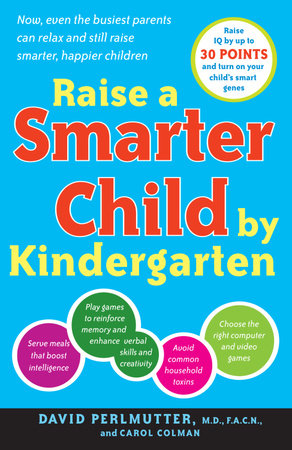 Raise a Smarter Child by Kindergarten by