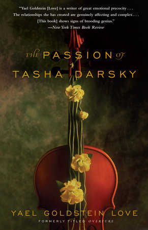 The Passion of Tasha Darsky by