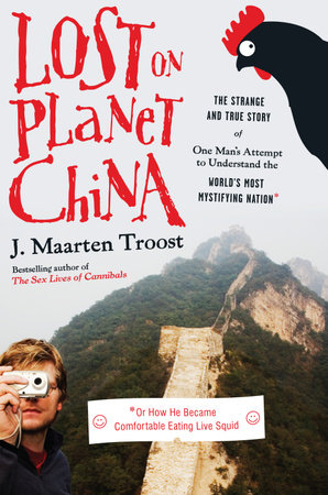 Lost on Planet China by
