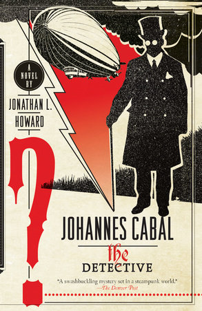 Johannes Cabal the Detective by