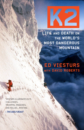 K2 by David Roberts and Ed Viesturs