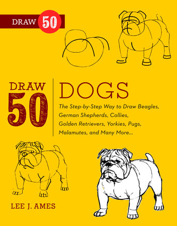 Draw 50 Dogs by