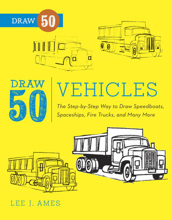 Draw 50 Vehicles by