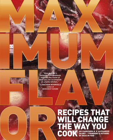 Maximum Flavor by H. Alexander Talbot and Aki Kamozawa