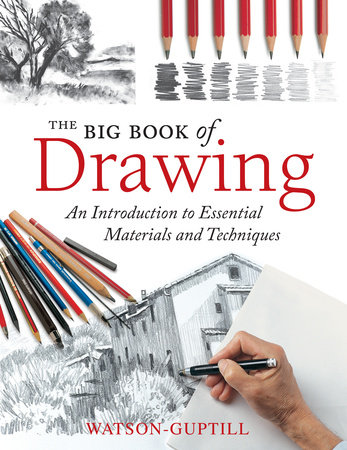 The Big Book of Drawing by