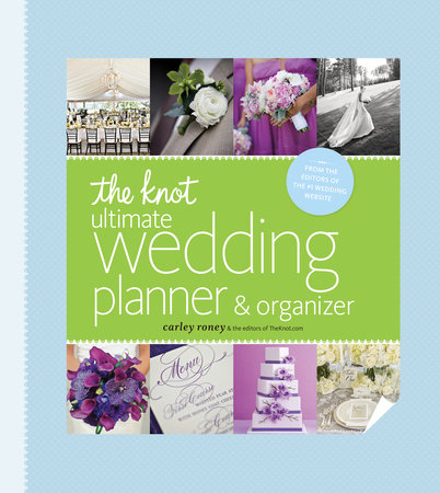 The Knot Ultimate Wedding Planner & Organizer [binder edition] by