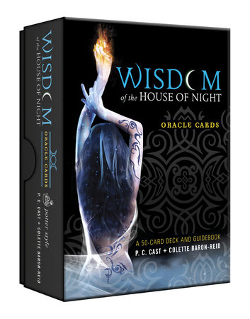Wisdom of The House of Night Oracle Cards by Colette Baron-Reid and P.C. Cast