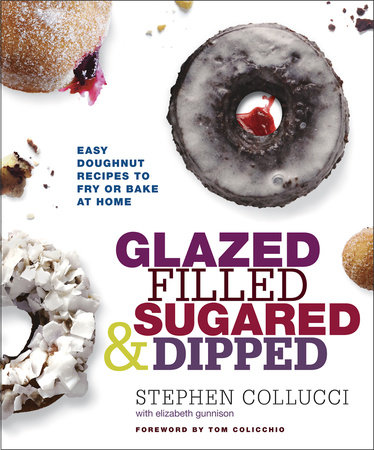 Glazed, Filled, Sugared & Dipped by