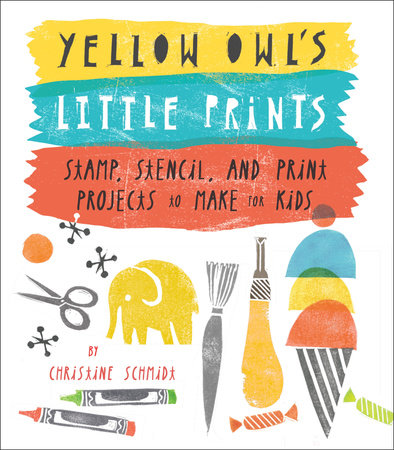 Yellow Owl's Little Prints by
