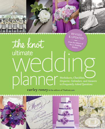 The Knot Ultimate Wedding Planner [Revised Edition] by