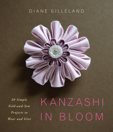 Kanzashi in Bloom by