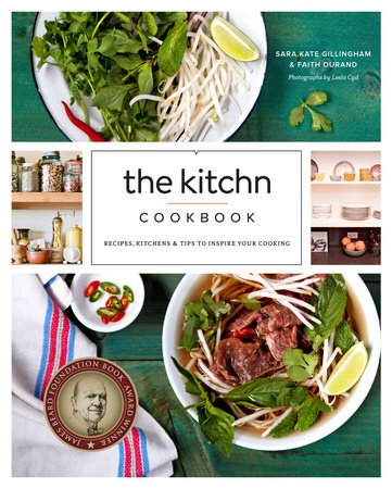 The Kitchn Cookbook by