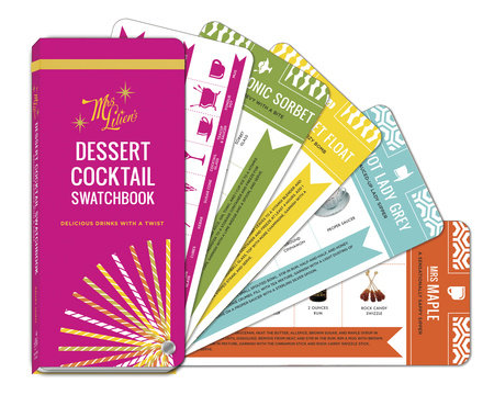 Mrs. Lilien's Dessert Cocktail Swatchbook by