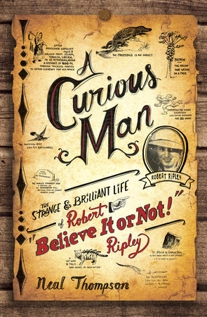 A Curious Man by
