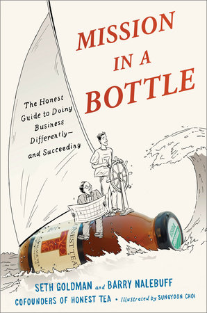 Mission in a Bottle by
