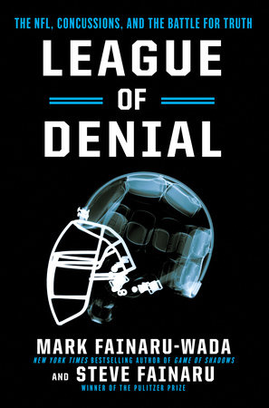 League of Denial book cover
