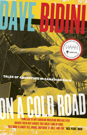 On a Cold Road by Dave Bidini