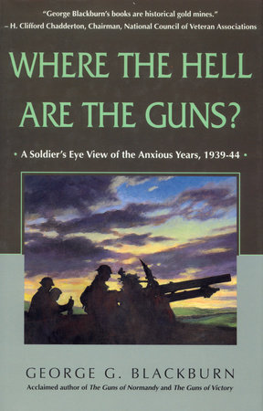 Where the Hell Are the Guns? by