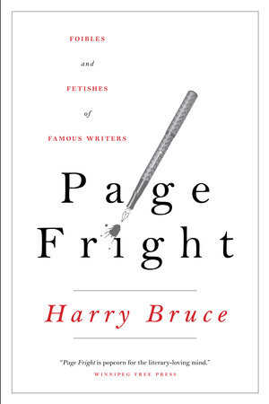 Page Fright by Harry Bruce