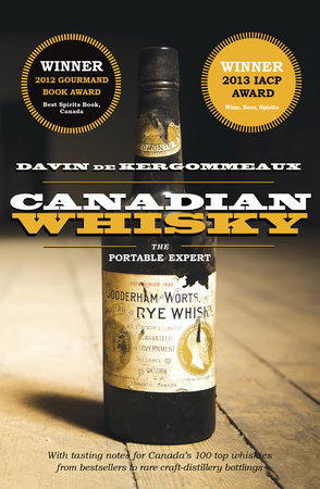 Canadian Whisky by Davin de Kergommeaux