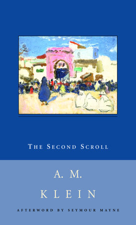 The Second Scroll by