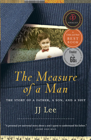 The Measure of a Man by JJ Lee