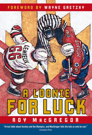 A Loonie for Luck by