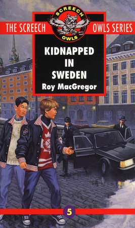 Kidnapped in Sweden (#5) by