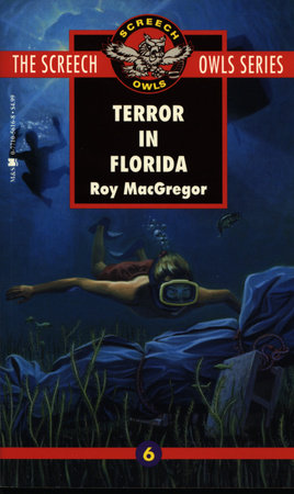 Terror in Florida (#6) by Roy MacGregor