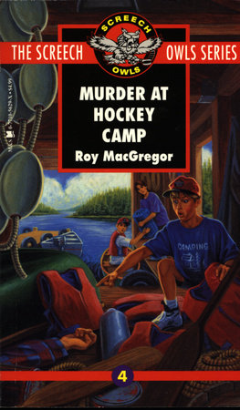 Murder at Hockey Camp (#4) by