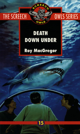 Death Down Under (#15) by Roy MacGregor