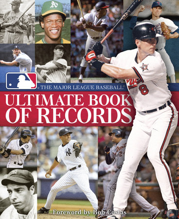 The Major League Baseball Ultimate Book of Records by